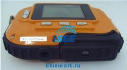 ISSE DC-B169 - цифровая водонепроницаемая камера, 5MP, 1.8