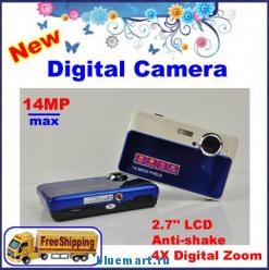 TS580 - цифровая камера, 14MP, 2.7