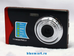 DC-570 - цифровая камера, 15MP, 3.0