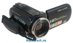C4 Black - цифровая камера, 12MP, HD, 2.7