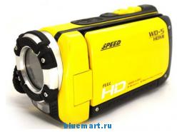ODEM WD-5 - цифровая камера, 16MP, HD 1080P, поворотный 3.0