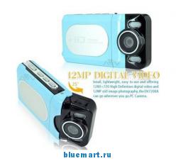 7200A - цифровая камера, 12MP, HD 720P, 2.0