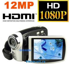 HD-8P - цифровая камера, HD 1080P, 12MP, h.264, 3.0
