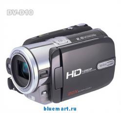Vivikai HD-D10II - цифровая камера, HD 1080P, 12MP, 3.0