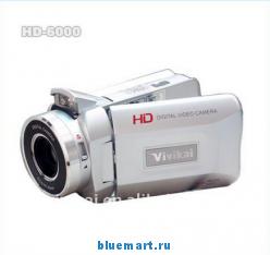 Vivikai HD-6000 - цифровая камера, HD 720P, 8MP, 3.0