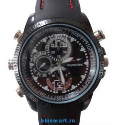 Цифровая водонепроницаемая камера (часы), 2MP, 4GB