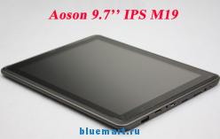 Aoson M19 - планшетный компьютер, Android 2.3, 9.7