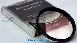 УФ-МП защитный фильтр TIANYA 58mm
