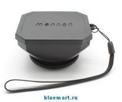 Пирамидальная бленда Mennon DV-S 37mm с крышкой