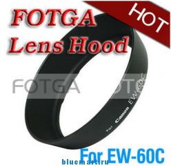 Коническая бленда Fotga EW-60C для Canon 18-55mm/28-80mm/28-90mm