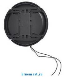 Крышка 52mm с ремешком для объективов Nikon (10 штук)