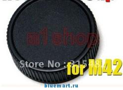 Крышка М42 для объективов Praktica/Zenit (10 штук)