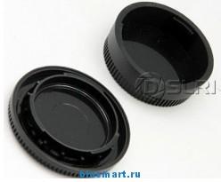 Крышка для объектива и камеры Nikon