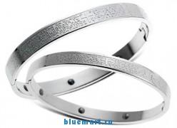 Магнитный браслет из нержавеющей стали (6 штук)