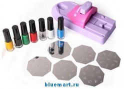 Печатная машинка для ногтей Nail