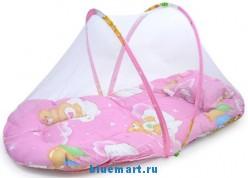 Переносная мини кроватка для ребенка