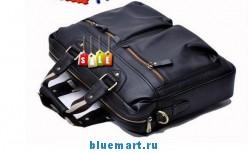 Классический портфель для ноутбука
