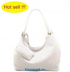 Белая женская сумка B-y518840k
