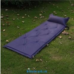 Спальный надувной матрас для походов