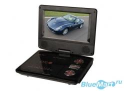 Портативный DVD-плеер с функцией ТВ