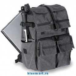 DT01B3-G - Кейс-сумка для переноски и хранения ноутбука, камеры и аксессуаров, композитные материалы, несколько отсеков