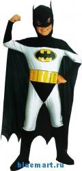 Детский карнавальный костюм Бэтмана
