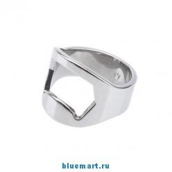 Кольцо-открывашка для пивных бутылок, нержавеющая сталь