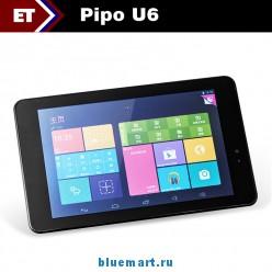 PIPO U6 - Планшетный компьютер, Android 4.2, RK3188 CotexA9 Quad Core 1.6GHz, 7