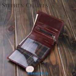 Кожаное портмоне Stephen Charles