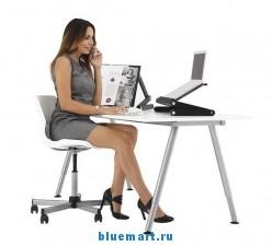 Складной стол с вентилятором для охлаждения ноутбука (Т8)