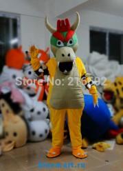 Ростовая кукла дракон из Супер Марио