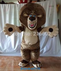 Ростовая кукла лев Алекс
