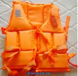 Спасательный жилет + свисток (89)