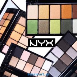Nyx набор теней для век, 10 цветов