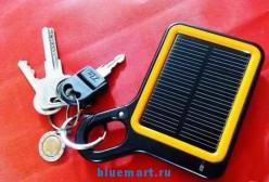 Универсальное зарядное устройство на солнечной батарее
