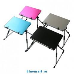 Складной мини столик для нетбука (c062)
