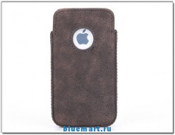 Кожаный чехол для IPhone 3G/4G