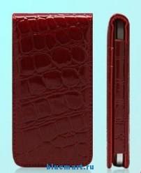 Кожаный чехол для IPhone 4/4S