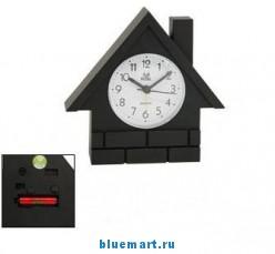 Portworld - настольные часы-будильник с встроенной мини-видеокамерой и пультом ДУ