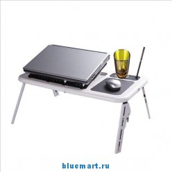 Двухместный складной стол для ноутбука(YF-0512011)