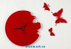 Декоративные настенные часы (E109)