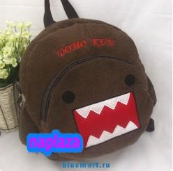 Плюшевый рюкзак Domo Kun