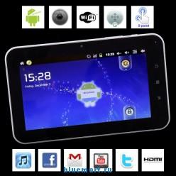 C1315 - планшетный компьютер, Android 4.0, 7