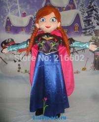 Ростовая кукла Анна Холодное Сердце