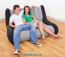 Надувной двухместный диван