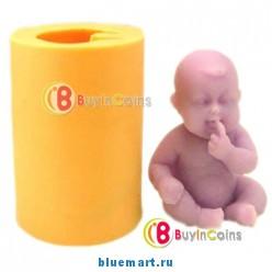3D-форма новорожденного ребенка