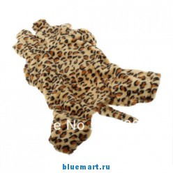 Леопардовый костюм для собак