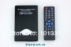 Н9 – видеоплеер, 3D 1080P, FULL HD, 2.5'' SATA HDD (USB, SD, HDMI, AV)
