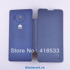Кожаный флип-чехол для Huawei Ascend Y300 U8833 / T8833