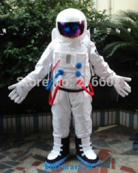 Ростовая кукла космонавт